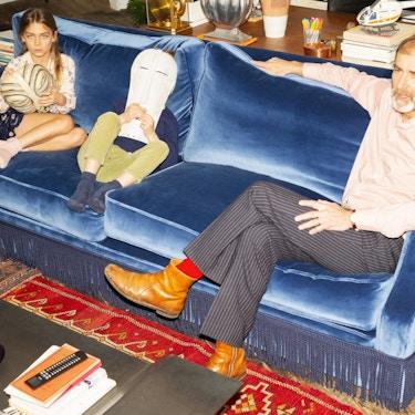 The Atlanta Sofa Orior